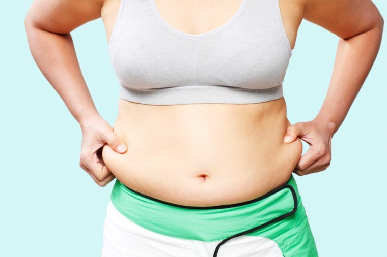 can t lose weight because of hormones