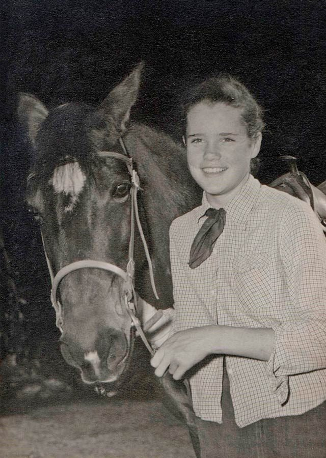 07-These-9-Kids-Horseback-Riding-Are-Even-Cuter-Than-Their-Ponies-JudyPearce