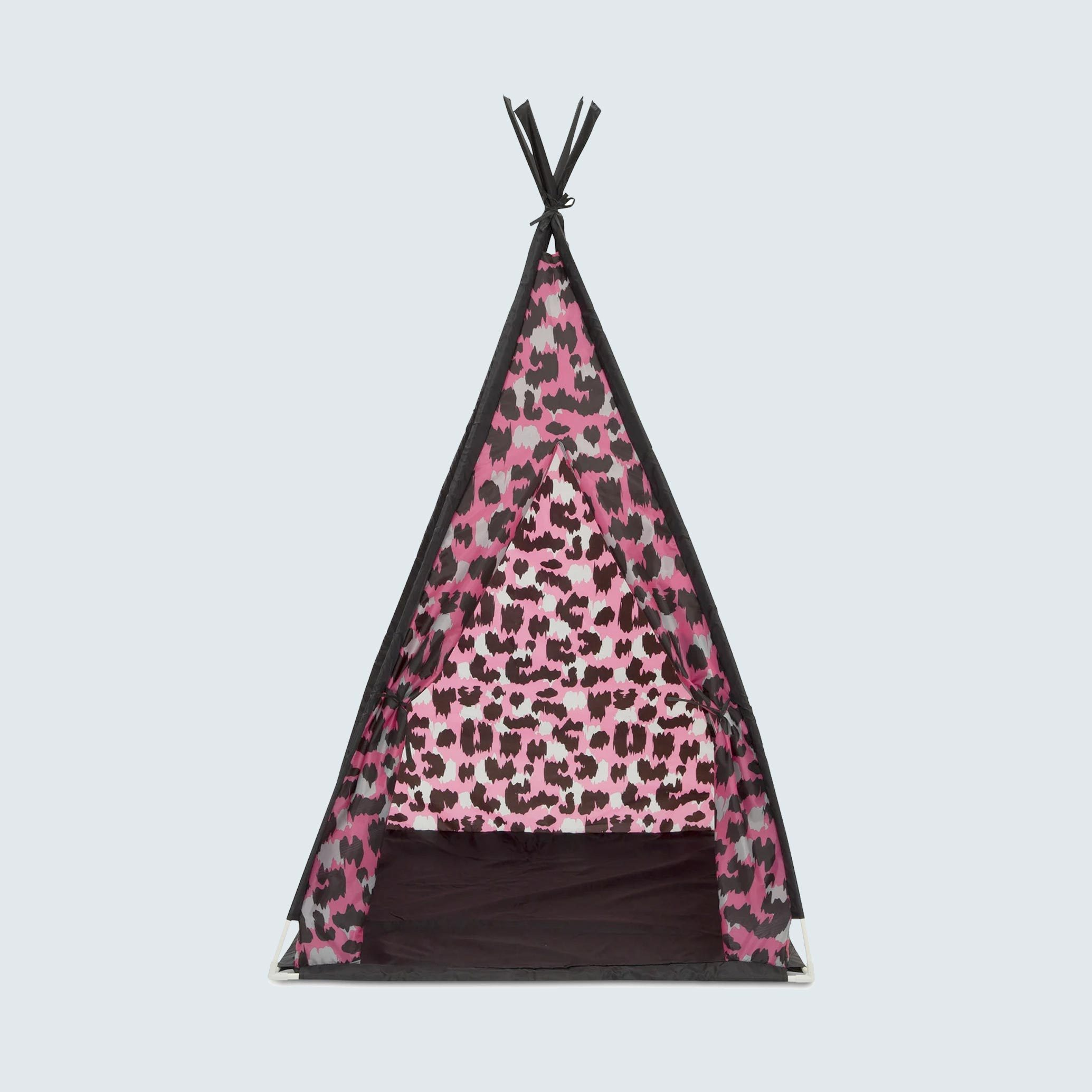 Delta Children Teepee Play Tent and Matching Sleeping Bag Set