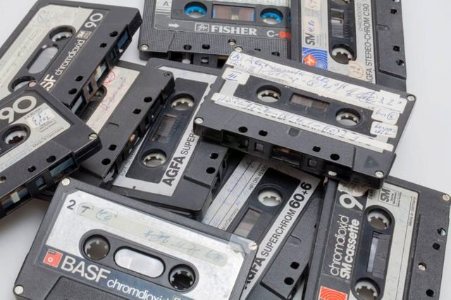 09-tapes-5511381a Childhood Items that Could Make You Rich...or You Should Just Ditch-VARIOUS
