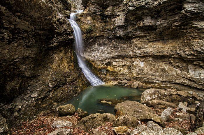 Eden Falls Arkansas