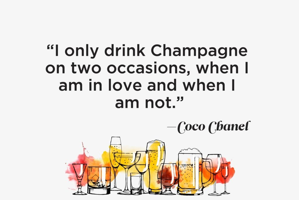 Drinking Quotes So Funny Youll Spit Out Your Drink Readers Digest