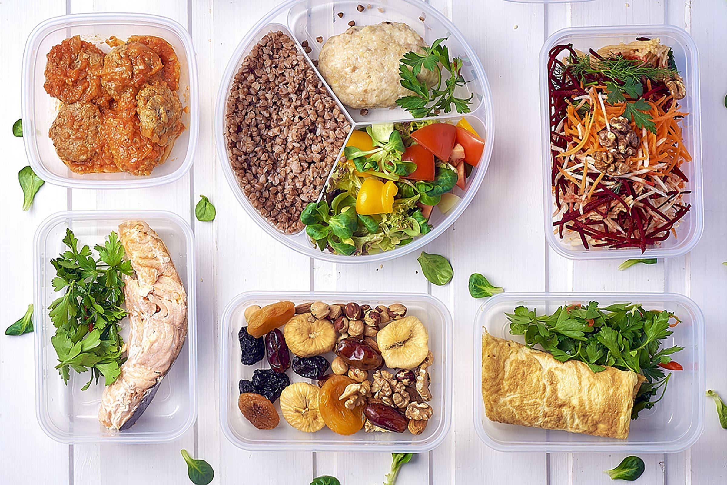 варианты здорового питания для похудения