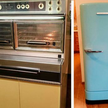 7 Colorfully Retro Kitchen Appliances We All Wish Would Come Back in Style