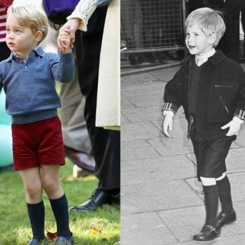 Here's Why You Always See Prince George Wearing Shorts, Not Pants