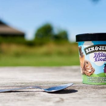 The Real Reason Ben & Jerry's Tastes So Good