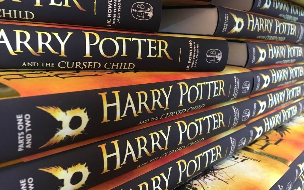 Harry Potter Books Year Published : Two new harry potter books are being published and we re