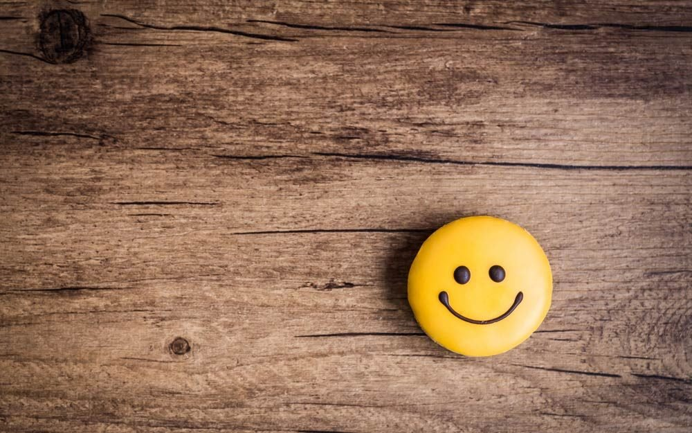 This Is The Strange But True Origin Of The Smiley Face Readers