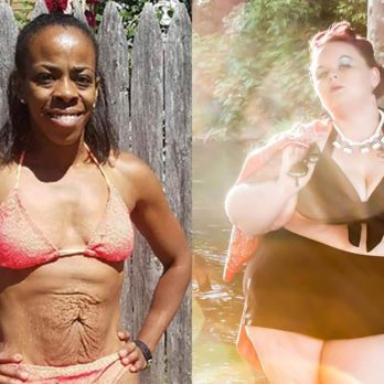 These 17 Empowering Swimsuit Pics Prove There Is No One Bikini Body