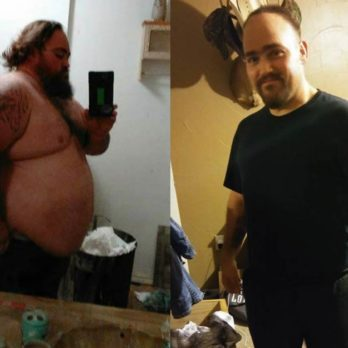 This Father of Four Just Dropped 200 Pounds in 14 Months