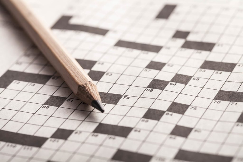 Yes doing crossword puzzles can make you smarter readers digest grab a pencilor a pen if youre boldand get ready to turn back time in your brain ccuart Image collections