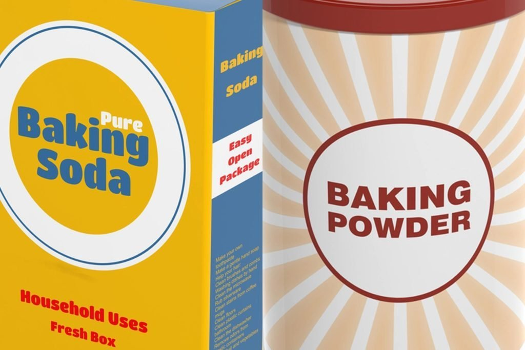 what is the difference between baking soda and baking powder