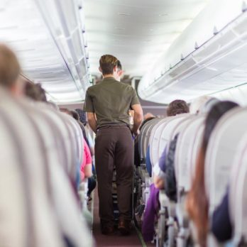 Why You Should Think Twice Before Touching Air Vents on a Plane