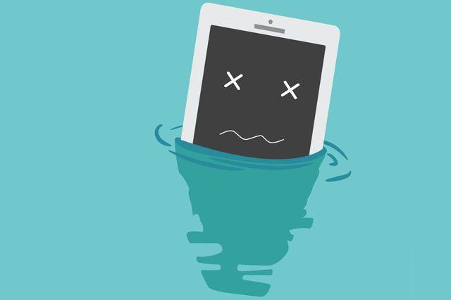 cellphonewater