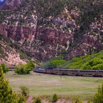 It's True: You Can Take a Stunning, Cross-Country Train Ride for Just $213