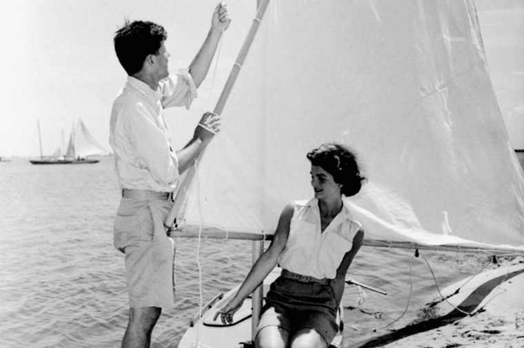 Rare Photos of JFK and Jackie Kennedy | Reader's Digest