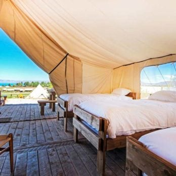 13 Luxurious Glamping Excursions You Can Take This Summer
