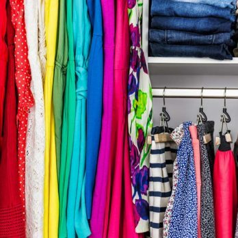 """This Is the One Simple (and Free!) Way to Cure Your """"I Have Nothing to Wear"""" Syndrome"""