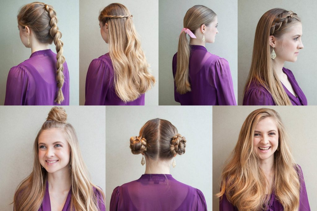 Vacation Hairstyles: Travel-Friendly Hairstyles to Help You ...