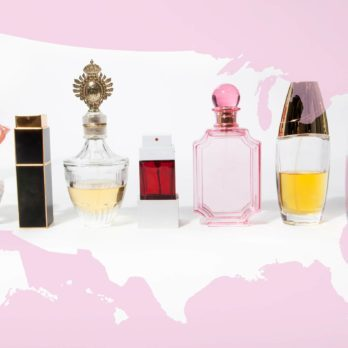 This Is the Most Popular Fragrance In Every State