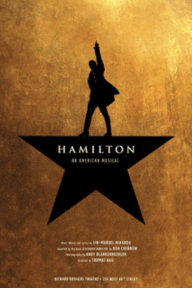 02-hamilton-Hidden Lessons from Our Favorite Broadway Shows-via broadwayposters.com