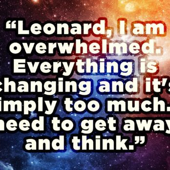 """5 """"Big Bang Theory"""" Quotes That Can Make You a Better Parent"""