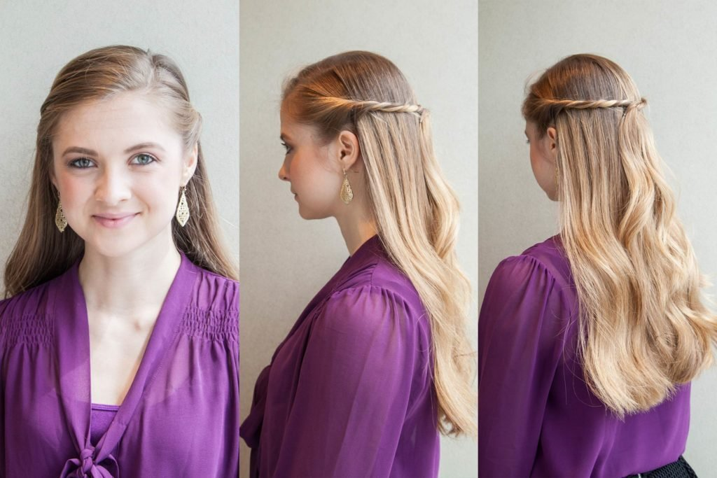 Vacation Hairstyles: Travel-Friendly Hairstyles To Help