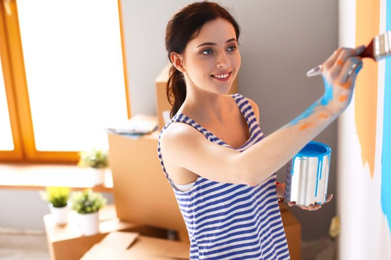 07-repaint-Ways to Prep Your Home for a Successful School Year_435239479-lenetstan