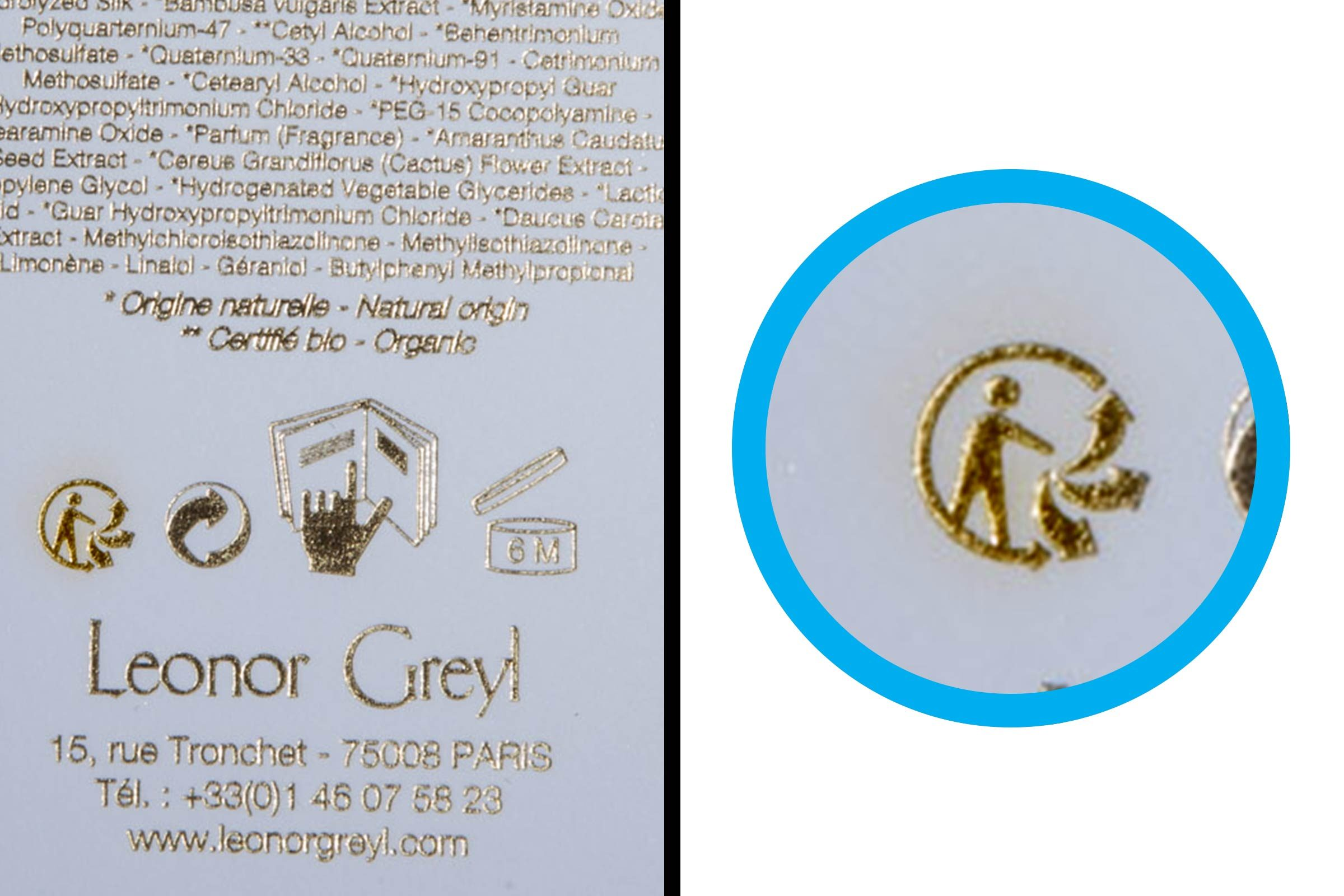 What The Symbols On The Back Of Hair And Beauty Products Really Mean