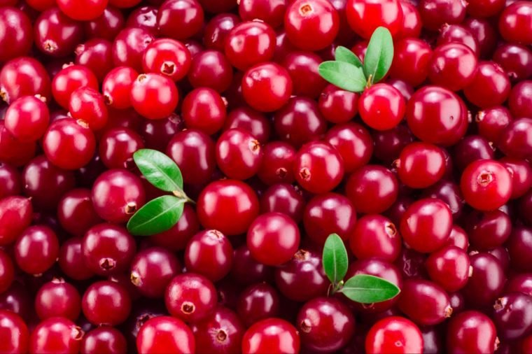 09-cranberries-Fruits and Vegetables that Taste Best in the Fall_267081527-Tim UR