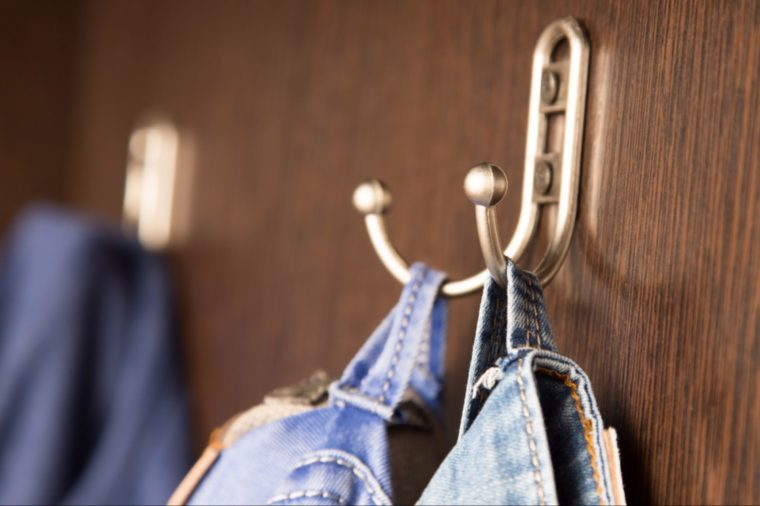 09-hooks-Biggest Closet Organizing Mistakes and Super-Easy Fixes_304981625-schankz