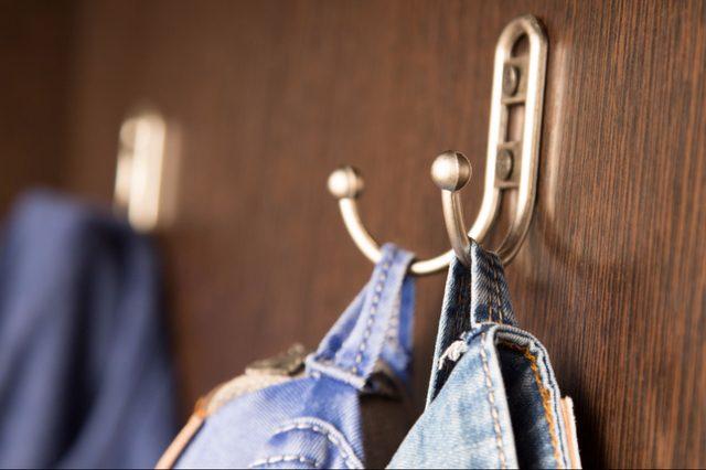 09-hooks-Biggest Closet Organizing Mistakes and Super-Easy Fixes_304981625-schankz