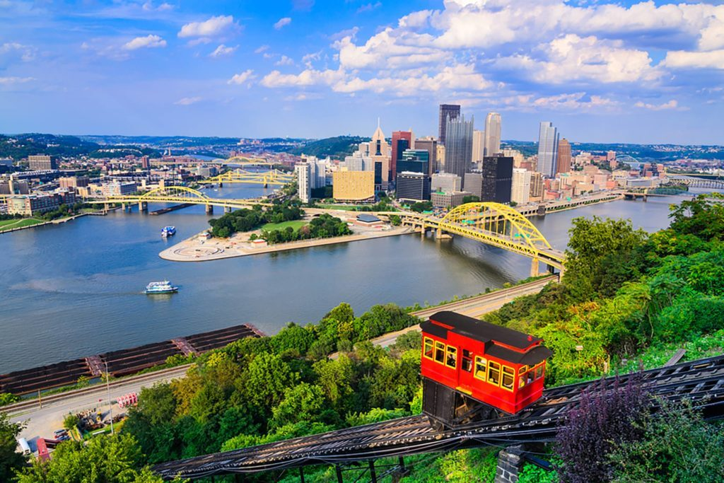 09 Pittsburgh Best Small Towns In America For