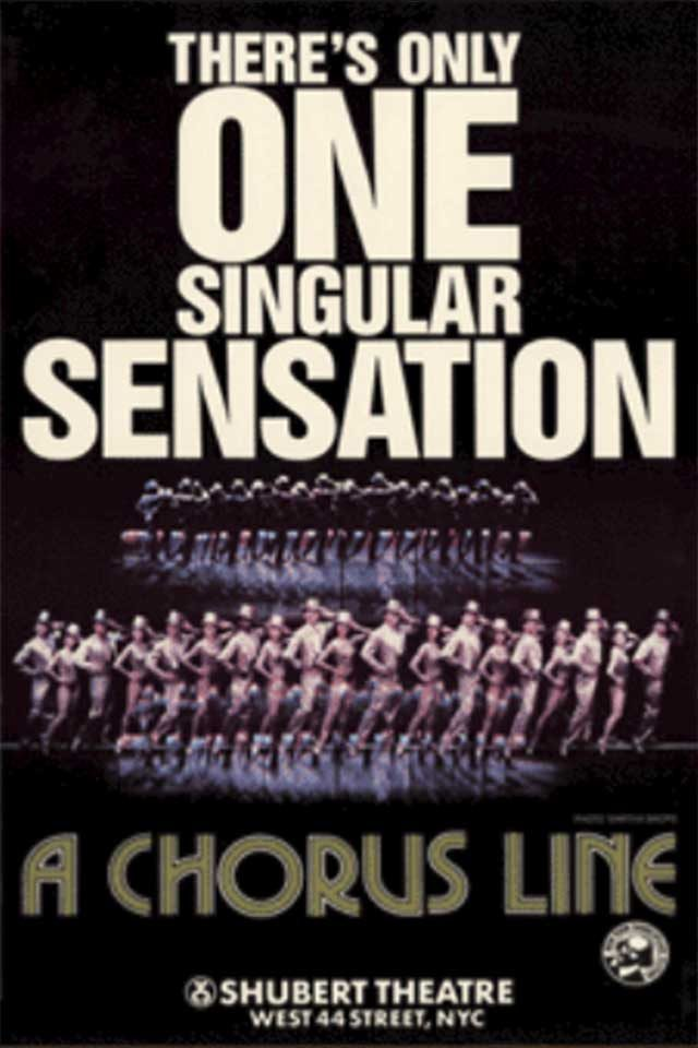 10-chorus-Hidden Lessons from Our Favorite Broadway Shows-via broadwayposters.com