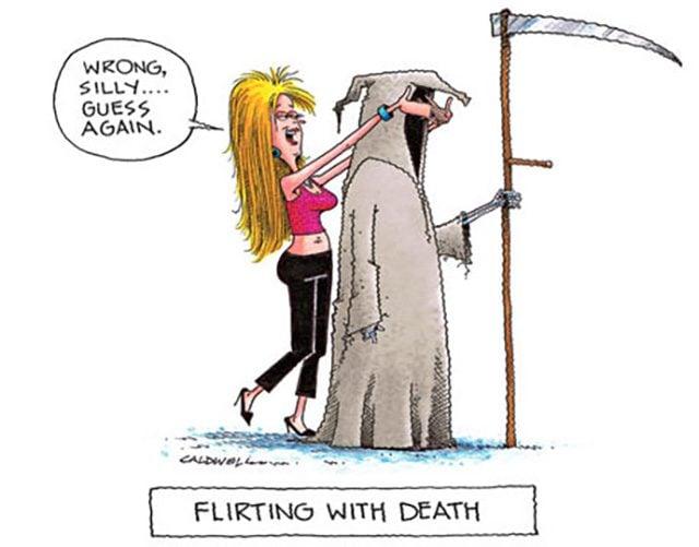 10-flirting-with-death-af-John Caldwell for Reader's Digest