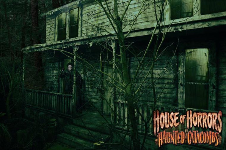 The 20 best haunted houses in america reader 39 s digest for Best houses in america