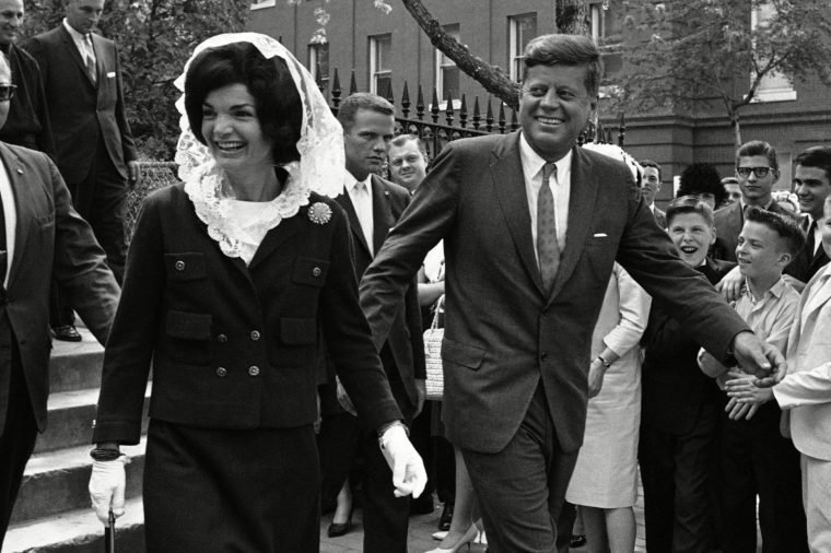 rare photos of jfk and jackie kennedy reader s digest