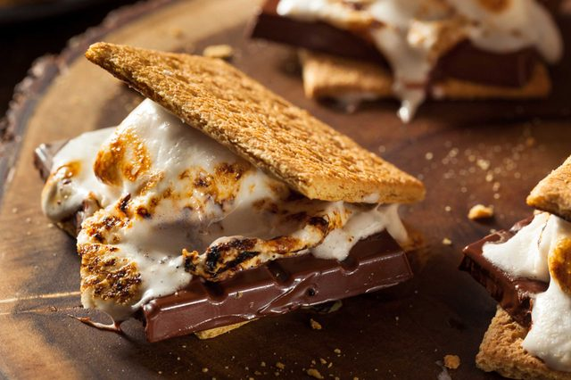 13-smores-Things Everyone Should Do at Least Once Before Summer's Over_427440580-Brent-Hofacker