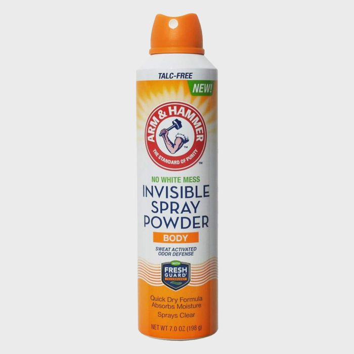 Arm And Hammer Invisible Body Powder Spray