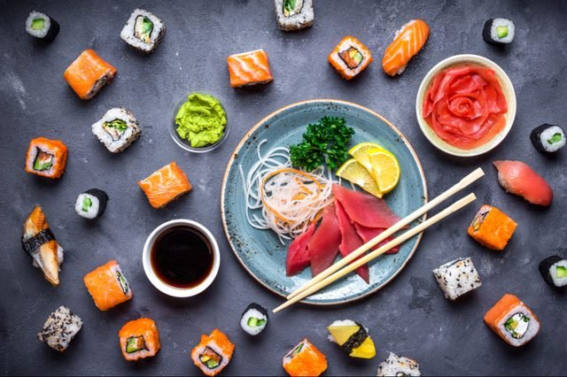 Attention Sushi Lovers There Are Rules About Eating Japanese Food That You Must Follow_563610121