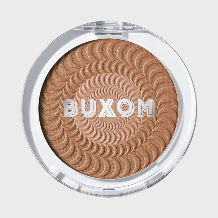 Buxom Staycation Vibes Primer Infused Bronzer