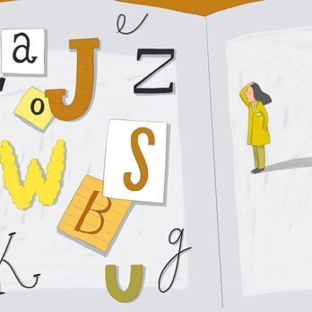 Here's the Surprising History Behind Why the Alphabet Is in the Order That It's In