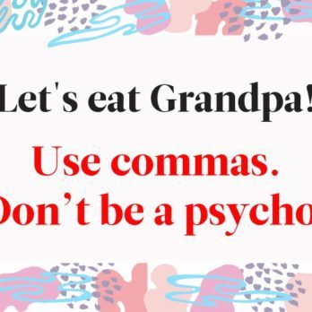 This Is How Confusing Life Would Be Without Proper Punctuation
