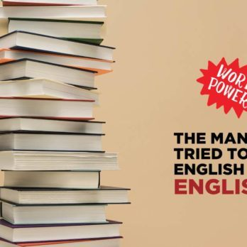 This Guy Tried to Invent a New English Language—and The Result Was a Lot of Weird Words