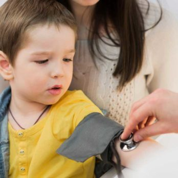 Here's What You Need to Know About the New Guidelines for High Blood Pressure in Children