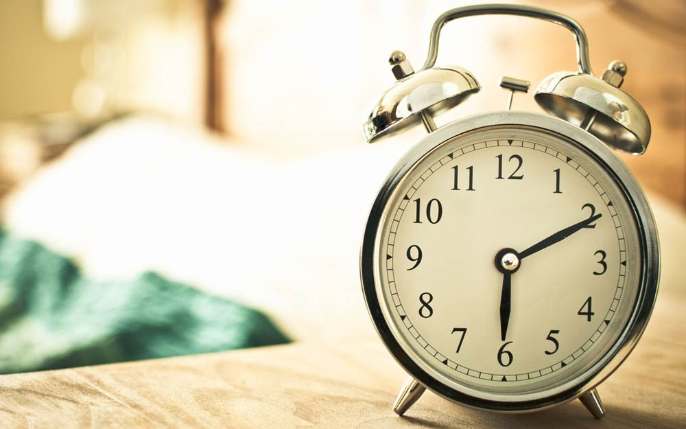 There's a Scientific Reason Why You Wake Up Before Your