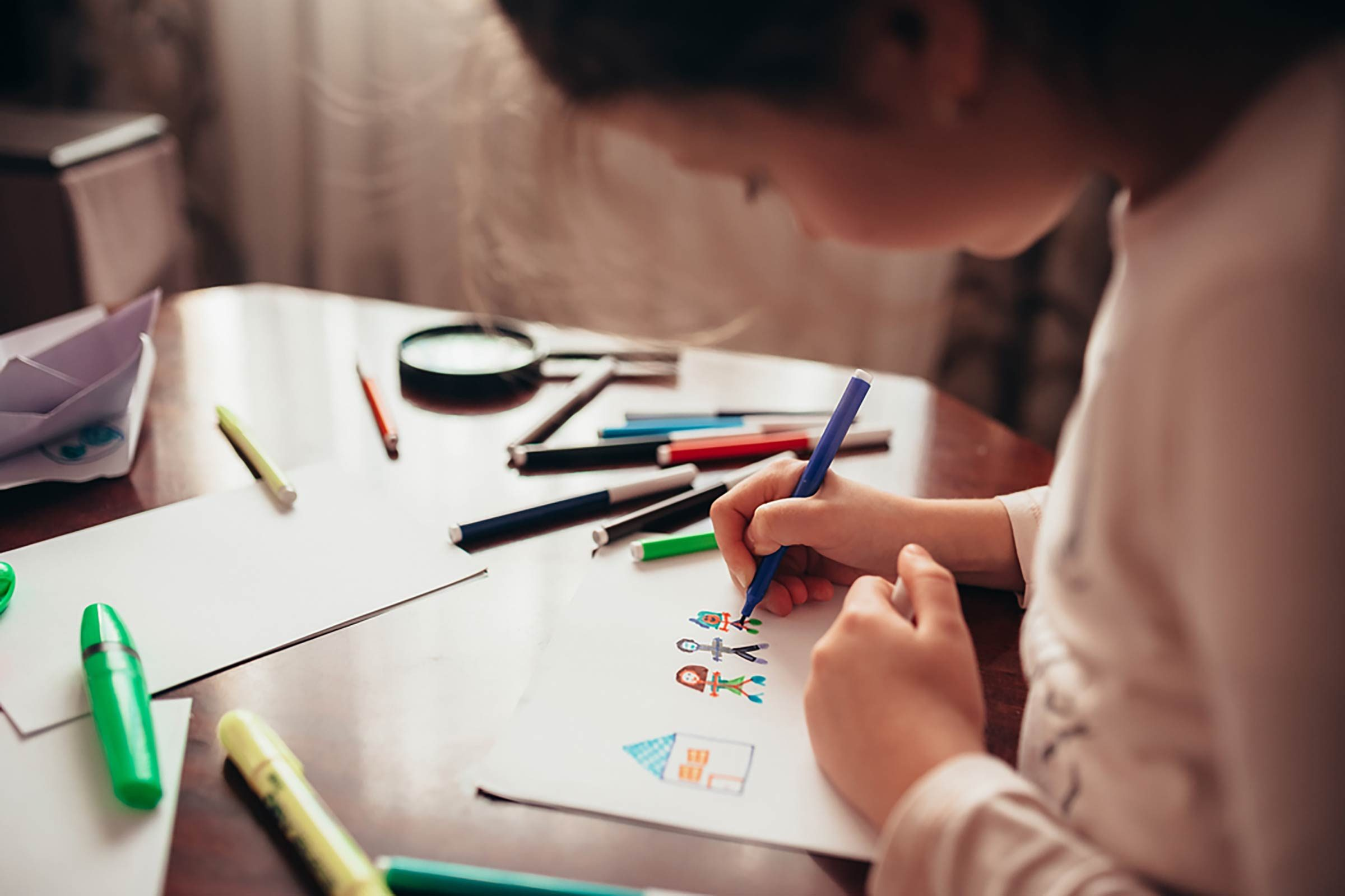 If Your Kids' Drawings Look Like This, You Might Have ...