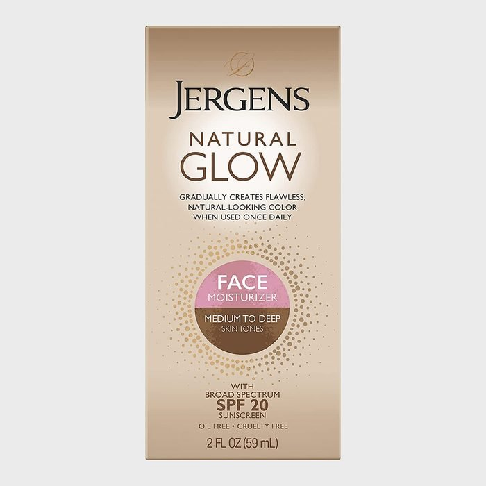 Jergens Natural Glow Face Moisturizer With Spf 20