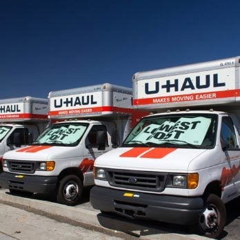 Here's What You Should Always Snap a Picture of in Your Moving Truck Rental