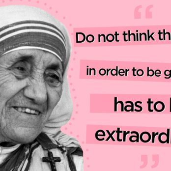 12 Powerful Mother Teresa Quotes That Will Stay with You
